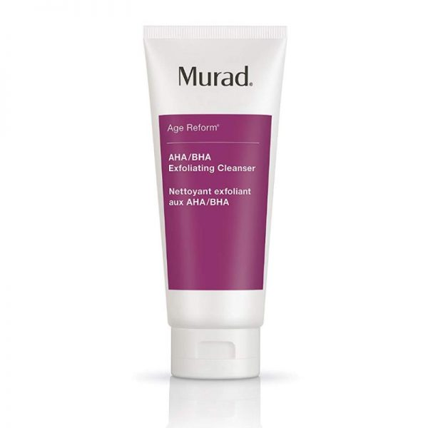 Murad Age-Reform AHA-BHA Exfoliating Cleanser - Mooii by Angelique