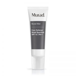 Murad Man Face Defense Broad Spectrum SPF 15 Pa++ - Mooii by Angelique