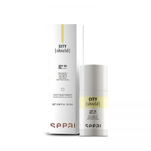Sepai City Shield SPF 50 PA++++ - Mooii by Angelique